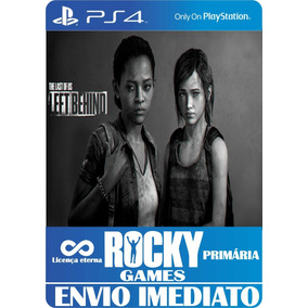 The Last Of Us Left Behind Stand Alone Ps4 Original 1 Eterna