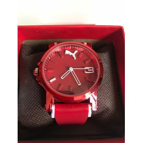 Reloj Puma Ultrasize Rojo 099