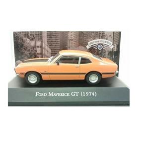 Coleção : Carros Inesquecíveis Do Brasil - Maverick Gt 1974