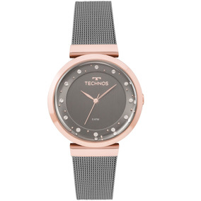 Relógio Technos Feminino Com Pedras - Joias e Relógios no Mercado ... ae233c6c09