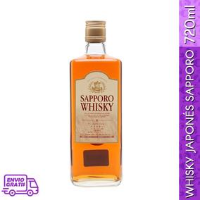 Whisky Japonés Sapporo 720ml