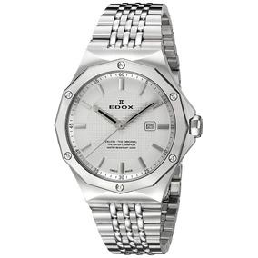 5b417b0bee2 Cia Relogios Edox Suico Vintage - Relógio Feminino no Mercado Livre ...