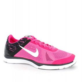 Tenis Nike In Season Tr 5 Print Fiusha Negro Dama 819033-600