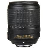 Lente Nikon Af-s Dx Nikkor 18-140mm F/3.5-5.6g Ed Vr _8