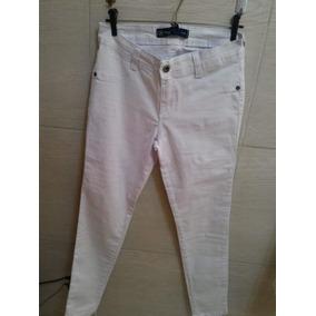 Calça Branca Feminina Riachuelo Calcas - Calças Feminino no Mercado ... 5a7068d493