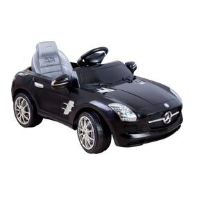 Kidscool Auto A Batería Mercedes Benz Negro