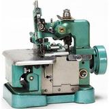 Maquina Overlock Semi Industrial Costura Portatil 110v