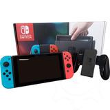 Oferta Nintendo Switch + 11 Juegos + Cable Red + Estuche