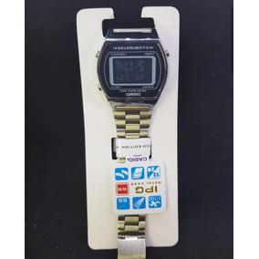 2339c41ce28 Relógio Casio Unissex Social Retrô Vintage Prata Aço - Relógios De ...