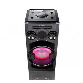 Equipo De Audio Con Usb 2,100w Con Bluetooth Dat520