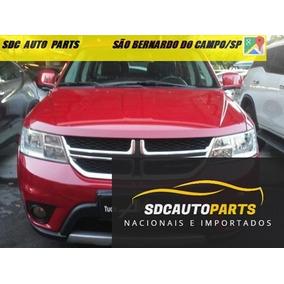 Capo Dodge Journey 2013 14 15 Parachoque Dianteiro