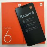 Celular Xiaomi Redmi 6 32gb Global Novo - Envio Imediato