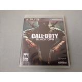 Juego Call Of Duty Black Ops 3 Ps3 Usado Original