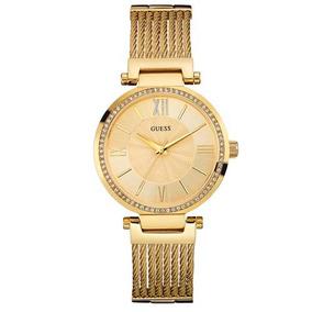 a85a657b6f4 Relógio Guess Ladies Gold W13576l1 - Relógios De Pulso no Mercado ...