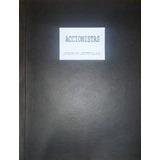 Juego De 5 Libros Contables Para C.a. 100 Folios En Bond
