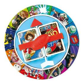 Juego De Mesa Uno Spin Con Ruleta Y 2 Barajas Familiar Juegos De