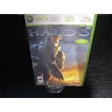 Halo 3 Para Xbox 360 Original