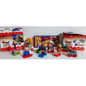 Kinder Madagascar 3 ** Coleccion Completa+5 Regalos!!**
