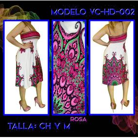 Vestidos Corto Hindú Vc-hd-002 Envío Full Gratis