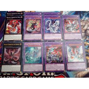 Deck Dragão Cibernético 40 Cartas E 11 Extra Portugues