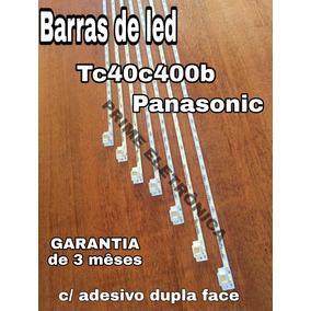 Tc40c400b Panasonic Novas E Original, C/ Fita Dupla Face.