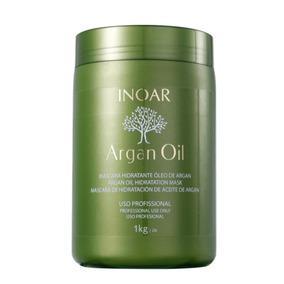 Inoar Argan Oil Máscara De Tratamento 1kg Original