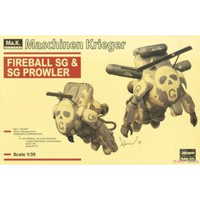 Maschinen Krieger 1/35 Fireball Sg & Prowler Sg