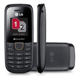 Celular Barato Lg A275 Dual Chip Lanterna Radio Para Idoso !