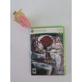 Bayonetta Xbox 360 La Bruja De Umbra Más Poderosa :o