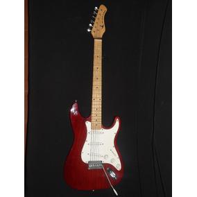 Guitarra Electrica Black Hawk Y Amplificador
