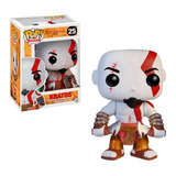 God Of War Muñeco De Kratos Simil Pop De Excelente Calidad