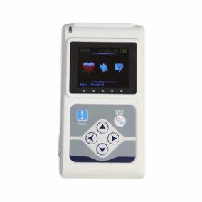 Holter 3 Canais Software E Pronto Para Telemedicina