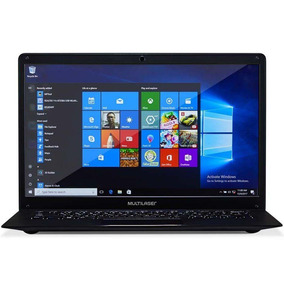 Notebook Multilaser Pc208 Tela 14.1 32gb 4gb Ram Windows 10