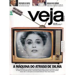 Veja 2456: Dilma Rousseff / Michel Temer / Marília Pera