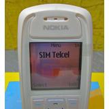 Celular Nokia 3100 Vintage ( Telcel Y Movistar ) Blanco