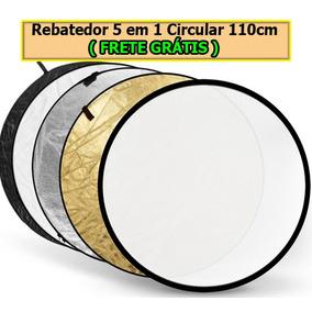 Rebatedor 5 Em 1 Circular 110 Cm