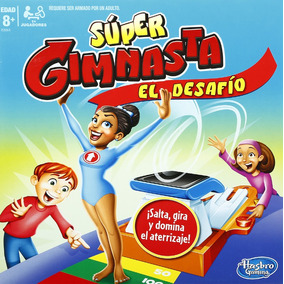 Chicas Hasbro Y Fantástico Juego Para Juguete Gimnasia Vault Desafío mNnv80w
