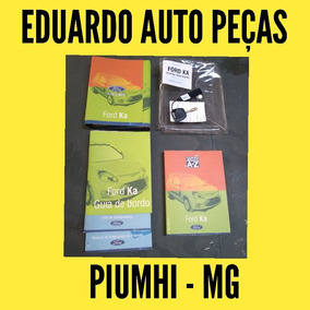 Manual Do Proprietário Ford Ka 2012