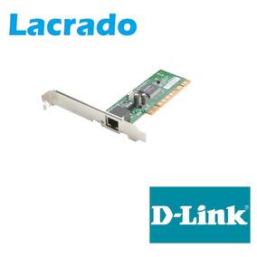 Placa De Rede D-link 10/100mbps Dfe-520tx Novo E Lacrado