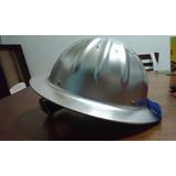 Casco De Seguridad Industrial En Aluminio Con Norma Ansi