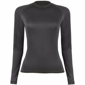 Blusa T-shirt Segunda Pele Curtlo Thermo Skin Feminina