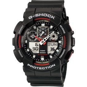 Relógio Masculino Casio G-shock Ga-100-1a4dr
