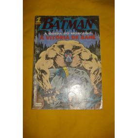 Batman 1 A Vitória De Bane A Queda Do Morcego Abril