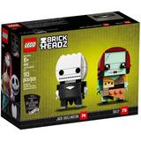Lego 41630 Brickheadz Jack Skellington Y Sally Envio Gratis
