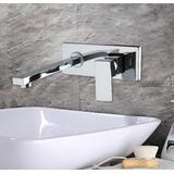 Llave Grifo De Lavabo Baño Pared Muro Diseño E3