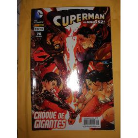 Superman - Choque De Gigante (os Novos 52)