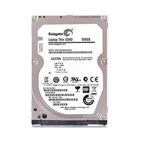 Hd Seagate Sshd 500gb St500lm000 8gb Flash Sata Para Note