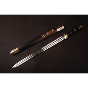 Espada Chinesa Tradicional Dinastia Han Jian Dao Kung Fu
