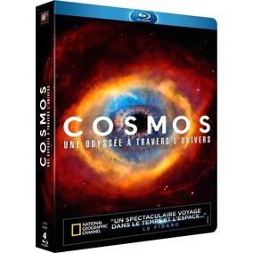 Blu-ray Cosmos A Space Time Odyssey - Leg Português Lacrado
