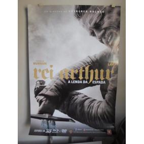 Poster Rei Arthur - A Lenda Da Espada - Frete: 8,00